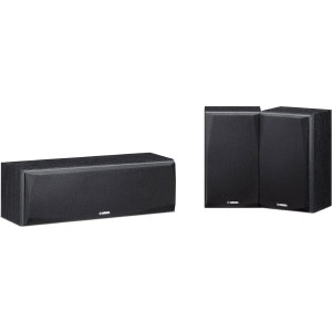 Комплект акустики Yamaha NS-P51 3.0 black