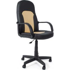 Кресло офисное TetChair PARMA 36-6/36-34 черный/бежевый подвесной светильник alfa parma 16941