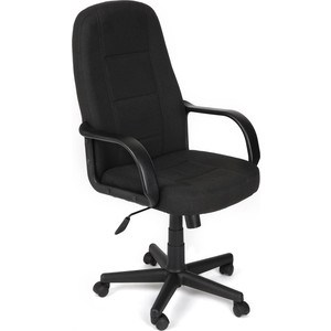 цена Кресло офисное TetChair СН747 черный 2603 онлайн в 2017 году