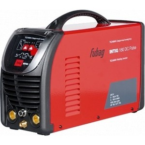 Сварочный инвертор Fubag INTIG 180 DC PULSE (38025.2)