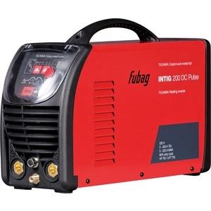 Сварочный инвертор Fubag INTIG 200 DC PULSE (68439.2) сварочный инвертор fubag intig 180 dc pulse 38025 2