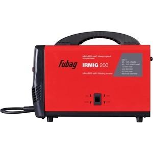 Инверторный сварочный полуавтомат Fubag IRMIG 200 (38609.2)