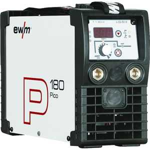 Сварочный инвертор EWM Pico 180 (090-002003-00502/090-S02003-01929) сварочный инвертор ewm pico 220 cel puls 090 002057 00502 090 s02057 02748