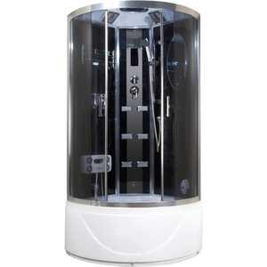 Душевая кабина Niagara 100х100х220 см (NG-909-01S) душевая кабина niagara 100х100х220 см ng 302 01n