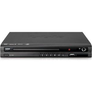 Фото - DVD-плеер BBK DVP176SI dark grey мультимедия