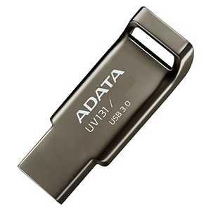 Флеш накопитель A-Data 16GBUV131 USB 3.0 Металл (AUV131-16G-RGY)