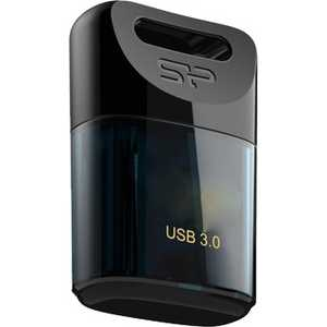 Флеш накопитель Silicon Power 16Gb Jewel J06 USB 3.0 Черный (SP016GBUF3J06V1D)