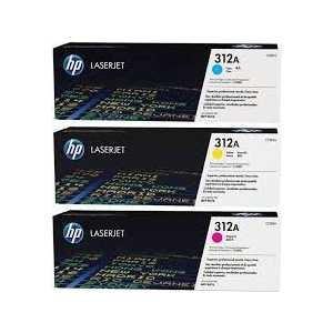 Kартридж HP №312A MultiPack (CF440AM)