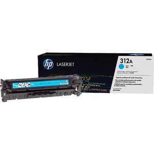 Kартридж HP №312A Cyan (CF381A)