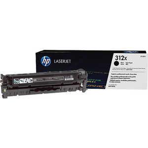 Kартридж HP №312X Black (CF380X)