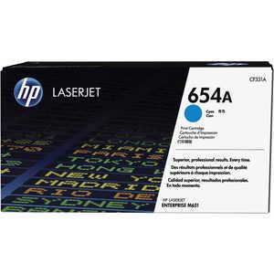 цена на Картридж HP №654A Cyan (CF331A)