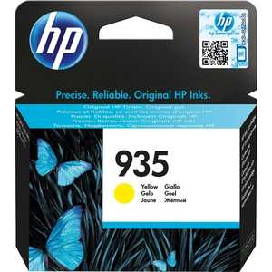 Картридж HP №935 Yellow (C2P22AE) цены