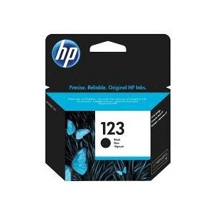 Картридж HP №123 Black (F6V17AE)