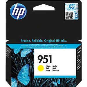 Картридж HP №951 Yellow (CN052AE)