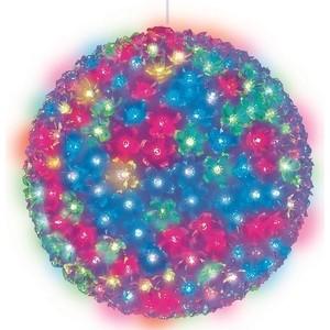 Светодиодная фигура Uniel ULD-H2727-300/DTA RGB IP20 SAKURA BALL
