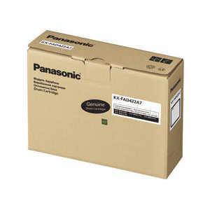 Фотобарабан Panasonic KX-FAD422A7 panasonic kx tg1611rur dect phone digital cordless telephone wireless phone system home telephone