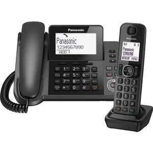 Радиотелефон Panasonic KX-TGF310RUM радиотелефон panasonic kx tg6811