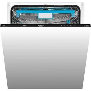 лучшая цена Встраиваемая посудомоечная машина Korting KDI 60175