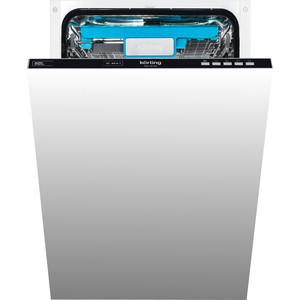 лучшая цена Встраиваемая посудомоечная машина Korting KDI 45165