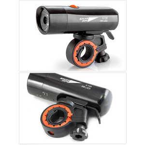 Фонарь велосипедный Яркий луч V-100 LED 3W 3 режима цена