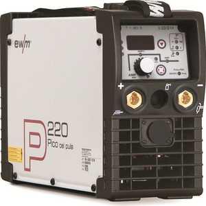 Сварочный инвертор EWM Pico 220 Cel Puls (090-002057-00502/090-S02057-02748) сварочный инвертор ewm pico 220 cel puls 090 002057 00502 090 s02057 02748