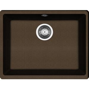Кухонная мойка Florentina Вега 500 коричневый FG (22.320.D0500.105)