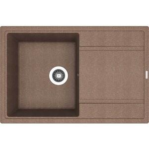 Кухонная мойка Florentina Липси 780 коричневый FG (20.270.C0780.105) мойка кухонная florentina липси 780 коричневый fg 20 270 с0780 105