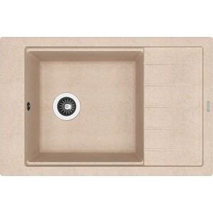 Кухонная мойка Florentina Липси 780 Р песочный FG (20.275.D0780.107) недорого