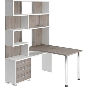 Стол компьютерный МЭРДЭС СР-420/130 НБЕН-ЛЕВ стол компьютерный мэрдэс ср 420 150 квк лев