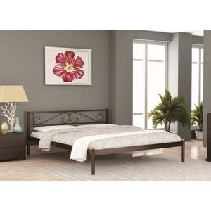 Кровать Стиллмет Шарм черный 160х200