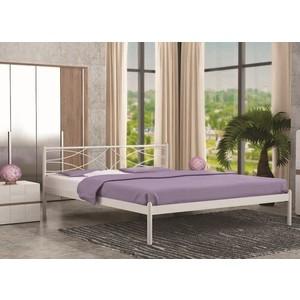 Кровать Стиллмет Экзотика белый 140х200