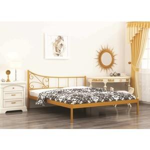 Кровать Стиллмет Лилия красный лак 140х200
