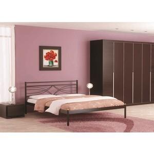 Кровать Стиллмет Мираж черный 180х200