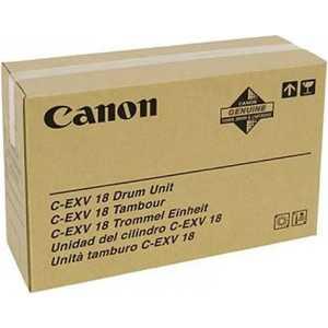 Блок Фотобарабана Canon C-EXV18 (0388B002AA) блок фотобарабана canon c exv32 2772b003aa