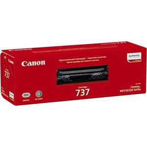 Картридж Canon №737 (9435B004)