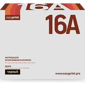 Картридж Easyprint Q7516A (LH-16A)