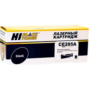 Картридж Hi-Black CE285A (120012111) велосипед cannondale slice hi mod black inc 2016