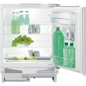 лучшая цена Встраиваемый холодильник Gorenje RIU 6091 AW