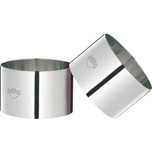 Десертное декоративное кольцо Kuchenprofi 09 0505 28 00