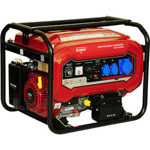 Генератор бензиновый Elitech БЭС 8000ЕМ цены