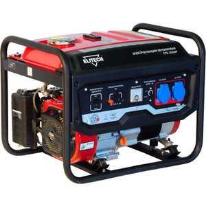 Генератор бензиновый Elitech СГБ 3000Р генератор бензиновый elitech бэс 8000ем