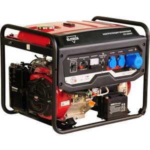 все цены на Генератор бензиновый Elitech СГБ 6500Е онлайн