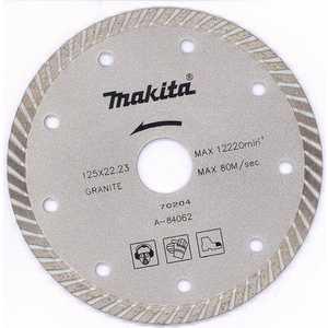 Алмазный диск Makita 180х25.4/22.2мм Turbo (B-28064)