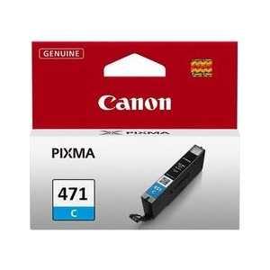 Картридж Canon CLI-471C (0401C001)