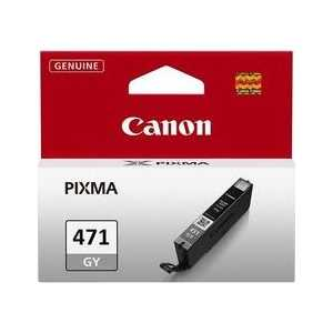 Картридж Canon CLI-471GY (0404C001)