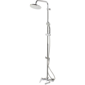 все цены на Душевая система Vidima Баланс душевой комплект, верхний душ d200 мм (BA270AA) онлайн