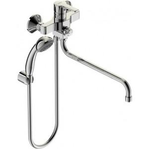 Смеситель для ванны Vidima Уно с душевым гарнитуром (BA240AA)
