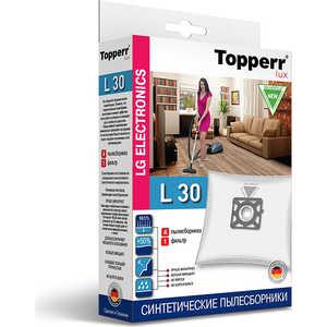 Мешки для пылесоса Topperr L30 (LG,Rowenta,Moulinex)