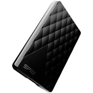 Внешний жесткий диск Silicon Power 1Tb Diamond D06 (SP010TBPHDD06S3K)