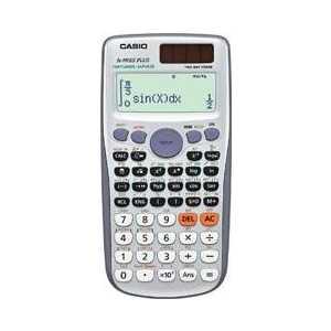 Калькулятор Casio FX-991ES Plus серый
